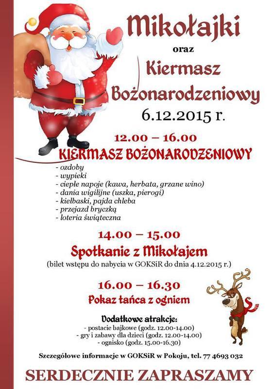 Mikołajki oraz Kiermasz Bożonarodzeniowy 2015.jpeg