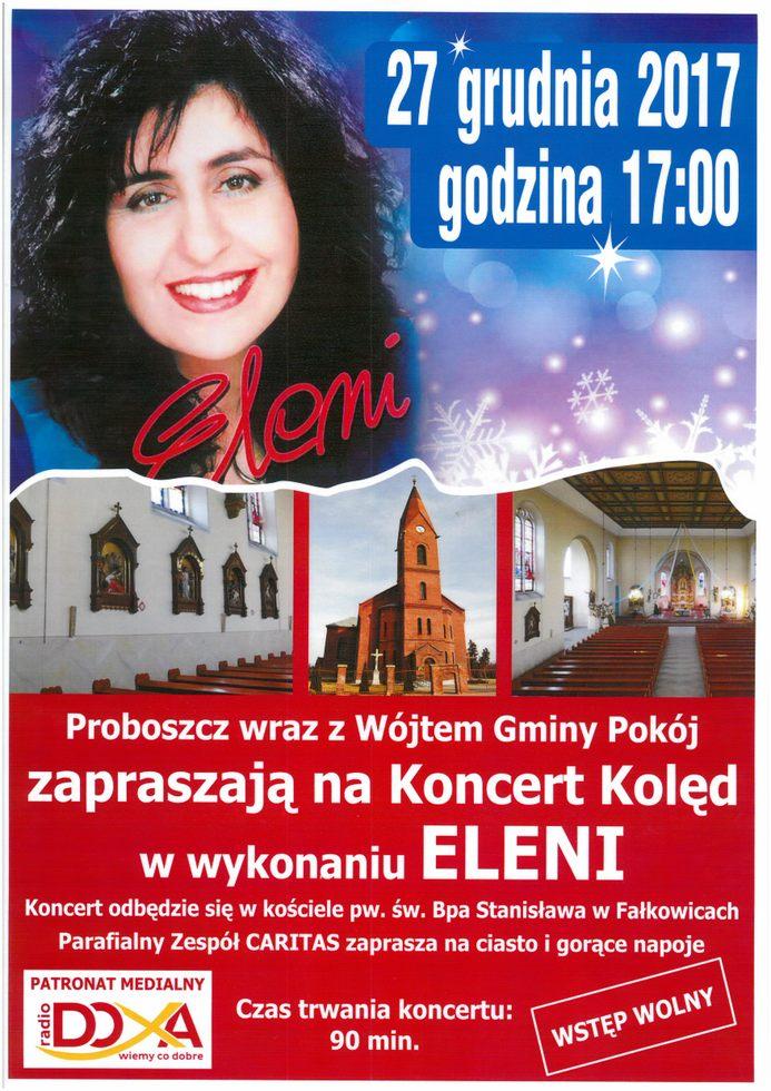 Koncert Kolęd w wykonaniu ELENI - 27.12.2017.jpeg