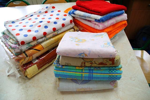 zbiórka koców, kołder, pościeli i ręczników.jpeg