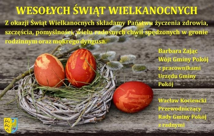 Życzenia Wielkanocne 2019 www.jpeg