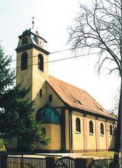 Kościół Parafialny w Zawiści