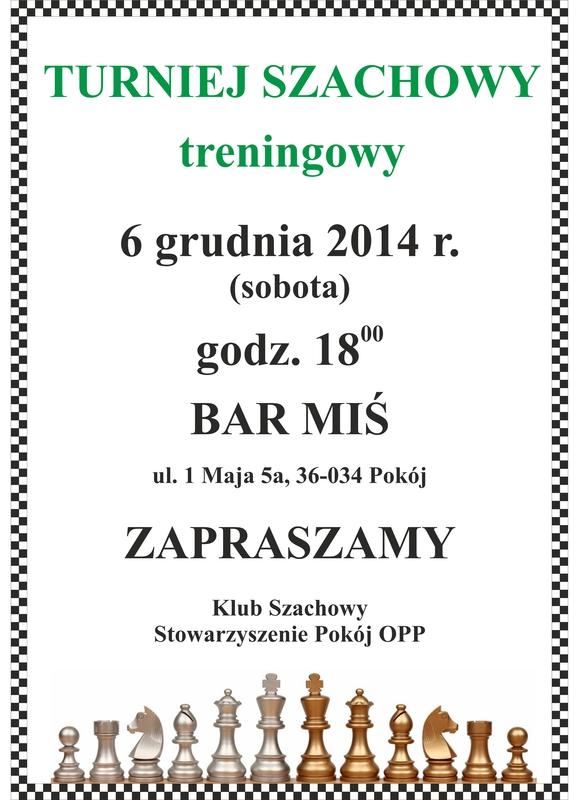 Turniej Szachowy treningowy Bar Miś 2014.jpeg
