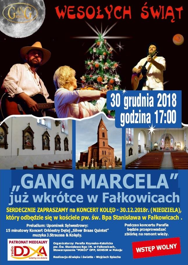 Koncert kolęd w Fałkowicach - GANG MARCELA.jpeg