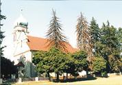 Kościół Parafialny w Dąbrówce Dolnej