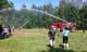 pokaz strażaków
